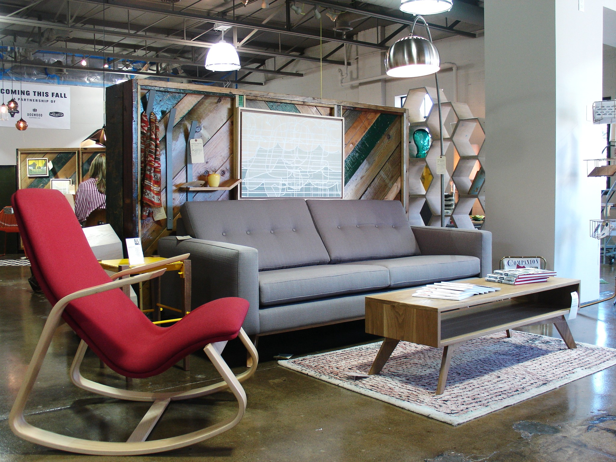 Store Photo Tour Forage Modern Workshop Twin Cities