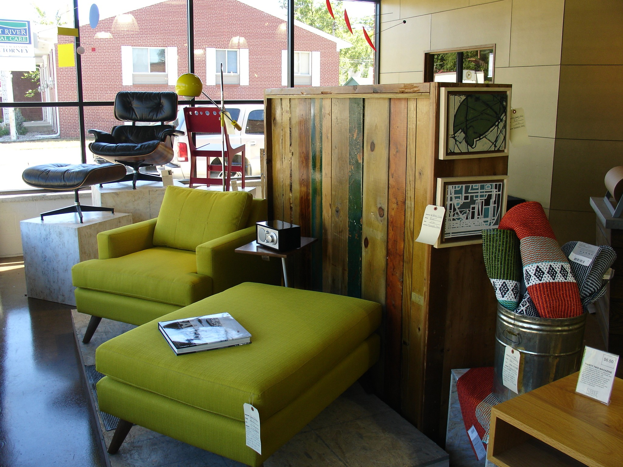 Modern Furniture Workshop store photo tour: forage modern workshop | twin cities design scene
