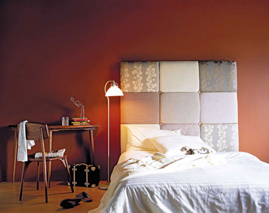 Authentica classics headboard ideas for Large headboard ideas