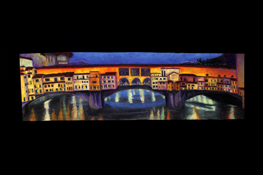 Jordan Kammer Powderhorn Park Art Fair (www.jkpastels.com)