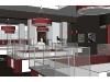 Bergstrom Jewelers Concept Art Interior
