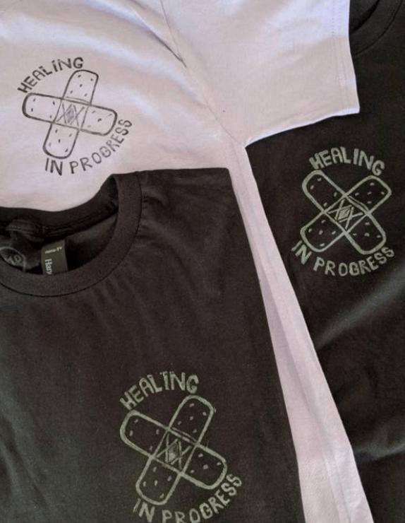 Healing In Progress | XOX Handmade Gifts