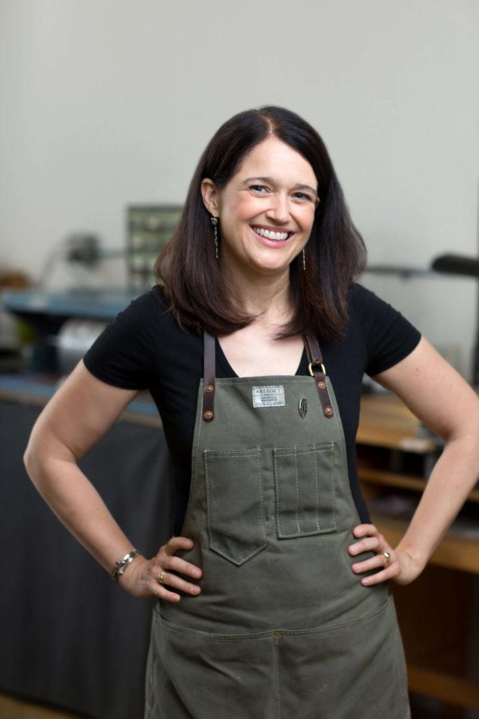 Karin Jacobson, Jewelry Designer